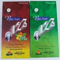 Bio Hair 123 / Biohair 123 / hairtonic Tonik Perawatan Rambut - Original