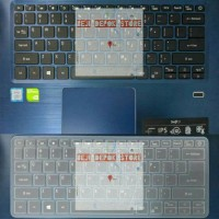Keyboard Protector Acer Swift 3 SF314 Day Edition Swift 5 SF514 S13