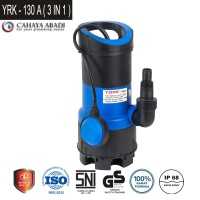 POMPA CELUP OTOMATIS - YORK - SUBMERSIBLE 130 A (3 IN 1 ) – 220V