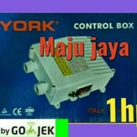 AN1349 CONTROL BOX 1HP YORK POMPA SATELIT SHINOLL DAB DIRMAN SAN EI
