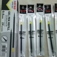 "isi pulpen / gel pen Refil / Refil gel pen joyko ""GEL GPR - 263"""