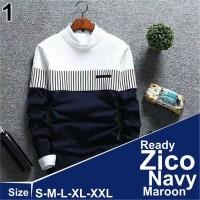 Sweater Zico Navy