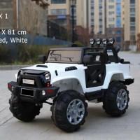 mobil aki anak Unikid jeep UK-713 (automatic rocking)