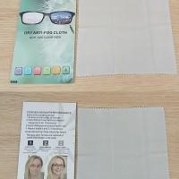 lap kacamata magic lap kacamata anti embun DRY ANTI FOG CLOTH