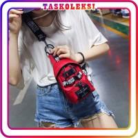PROMO 💥 TK 💥 SHOULDER BAG WANITA KOREA SLING FASHION NYLON MINI