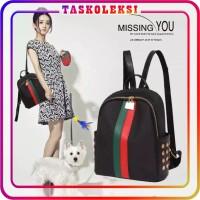 PROMO 💥 TK 💥 TAS RANSEL IMPORT BACKPACK Style Wanita Murah Batam