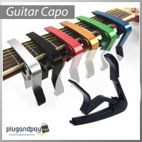 Capo Gitar Chord Acoustic Standart Aluminium Alloy