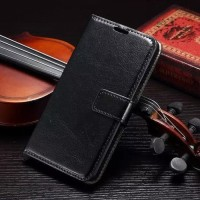 Flip Walet Samsung Galaxy J5 Pro J530 Sarung Leather Back Casing Cover