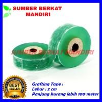Grafting Tape Plastik Okulasi - Plastik Sambung Tunas 2 cm