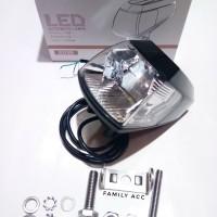 Lampu Tembak RTD LED Dengan USB Charger - Lampu LED Tembak RTD Cree Wo
