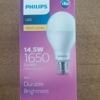 Bohlam Lampu Led Philips 14.5 watt Warm White