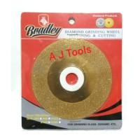 Mata Pisau Potong Batu 4 Bradley / Diamond Cutting & Polishing