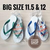 Swallow Classic KHUSUS BIG SIZE 11/11.5/12-sendal jepit/sandal pria wn