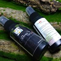 Derma Care+ medicated spray obat jamur shedding luka bakar reptil 60mL