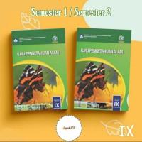 Buku IPA Ilmu Pengetahuan Alam SMP Kelas 9 Semester 2 Revisi 2017 2018