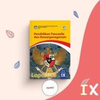 Buku PKN PPKN Pendidikan Kewarganegaraan SMP Kelas 9 Revisi 2017 2018