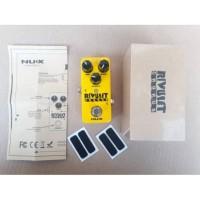 Guitar Effect / efek Gitar Nux Rivulet Guitar Chorus NCH-2 Original