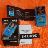 Guitar Effect / Efek Gitar Electric Nux Mod Core Original