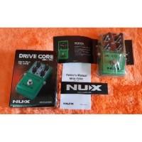 Guitar Effect / Efek Gitar Nux Drive Core Deluxe Original