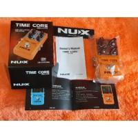 Guitar Effect / Efek gitar Nux Time Core Deluxe Original