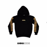 JAKET SWEATER AHHA KIDS HUSTLE GOLD/SWEATER ANAK MURAH