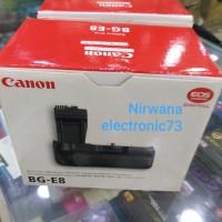 Baterai Grip Canon BG-8 (Original Canon) for Canon 550D/ 600D/700D/
