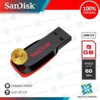 Sandisk Cruzer Blade CZ50 8GB - Flash Disk/ Flashdisk 8 GB 2.0