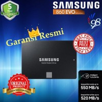 SA 447 SAMSUNG SSD 860 EVO 500GB 500 GB - V NAND SATA III 2.5 INCH