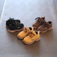 Sepatu Martin Boots Anak Laki laki Perempuan Model Lace Up
