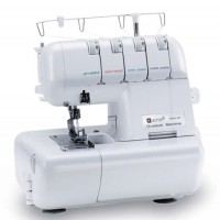 Mesin Jahit Obras Nechi 300Series By Domestic Mini Portable Import