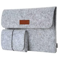 New Product Sleeve Case Laptop Macbook 12 13 Inch Pro Free Pouch Tas