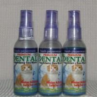 Dental Cat Premium Penghilang Bau Mulut Kucing