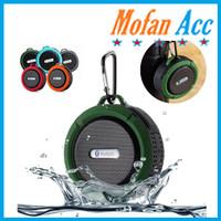 HQ Wireless Waterproof Portable Bluetooth Speaker - C6