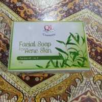 Sabun Muka Anti Jerawat QL skin Transparant 70g