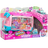 Shopkins Cutie Cars Play 'n' Display Cupcake Van