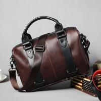 Tas Bahu Selempang Kanvas pria / Sling bag / Organizer Travel Bag