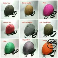 Raincoat Cover Helm Sarung Helm Anti Air Jad Huja Tas Helm Motor