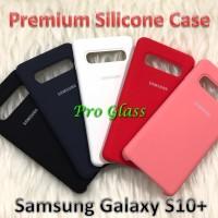 C201 Samsung S10 PLUS - S10+ Original Samsung Leather Case Silicone