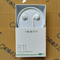 Headset Earphone OPPO R11 Original 100%