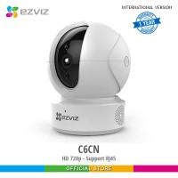 IP Camera CCTV Wifi EZVIZ C6CN HD 720p Pan And Tilt Support RJ45 LAN