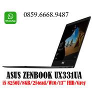Asus Zenbook UX331UA i5 8250U 8GB 256ssd Win 10