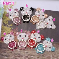 Ring hp Holder hp Iring Motif Bling karakter