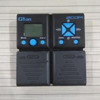 Zoom G1on - Efek Gitar Multi G-1on / G 1on / G1 on BARU 100%