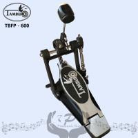 Tamburo Single Pedal Bass Drum Double Chain TBFP 600