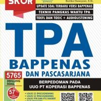 TOP SKOR TPA BAPPENAS dan PASCASARJANA