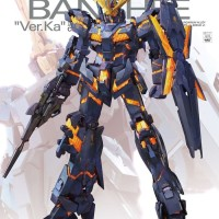 MG 1/100 Unicorn Gundam 02 Banshee Ver.Ka - Mobile Suit Gundam Unicorn