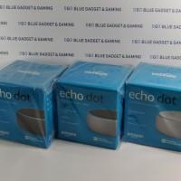 All-new Echo Dot (3rd Gen) Smart speaker Alexa - ORIGINAL - Hitam
