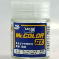 HOT SALE Mr Color GX 100 Super Clear - Gundam model kit paint