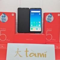 Ready stock Xiaomi Redmi 5 Plus RAM 4/64 Garansi Distributor 1 Tahun