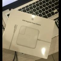 New List Adaptor Original Charger Macbook Magsafe 1/2 Pro / Air 60W